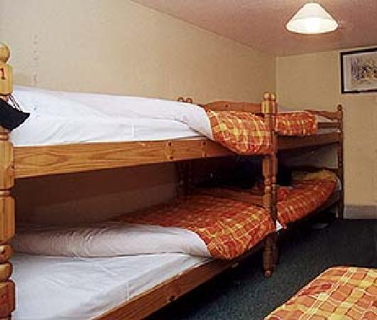 Lake District Backpackers Lodge: Our cosy dormitories