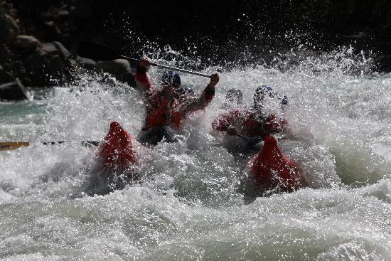 Alpine Rafting : Big White Water
