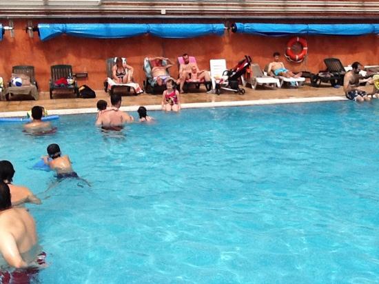 Vilar Rural de Sant Hilari Sacalm: pool
