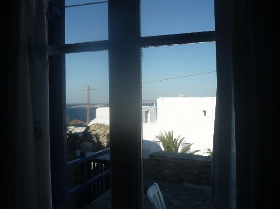 Hotel Spanelis: My room - view