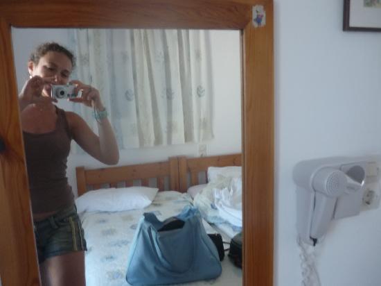 Hotel Spanelis: inside my room