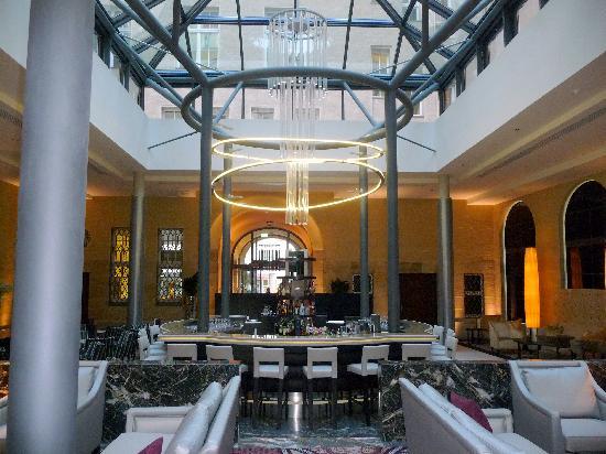 Steigenberger Grandhotel Handelshof: Lobby