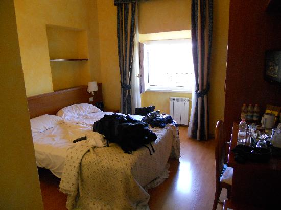 A View of Rome: Room
