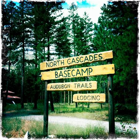 North Cascades Basecamp張圖片