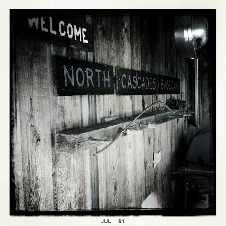 North Cascades Basecamp: Welcome