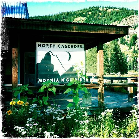 North Cascades Basecamp照片