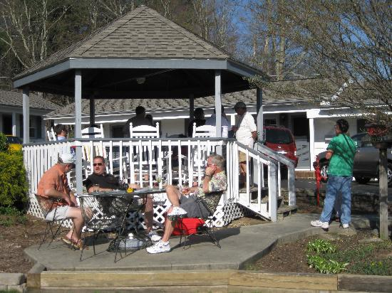 Blowing Rock Inn and Villas: Favorite Hang Out Spot for Guest