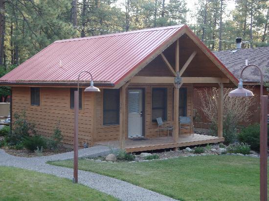 Shadow Mountain Lodge and Cabins: Nice, nice cabin