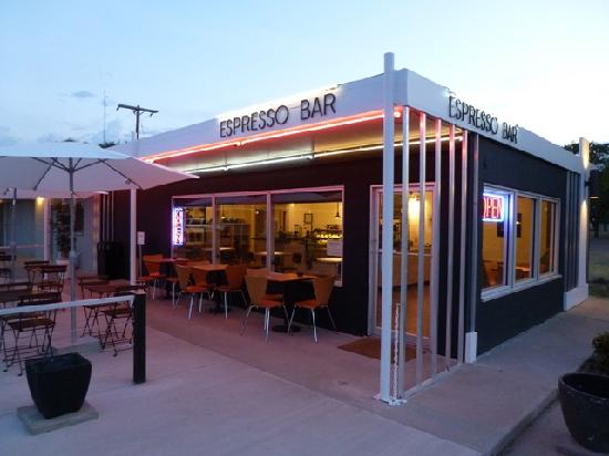 Historic Route 66 Motel : Circa Espresso Bar