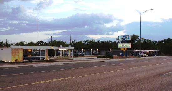 Historic Route 66 Motel : Street View