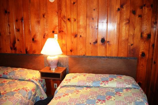 Blue Sky Motel : The room