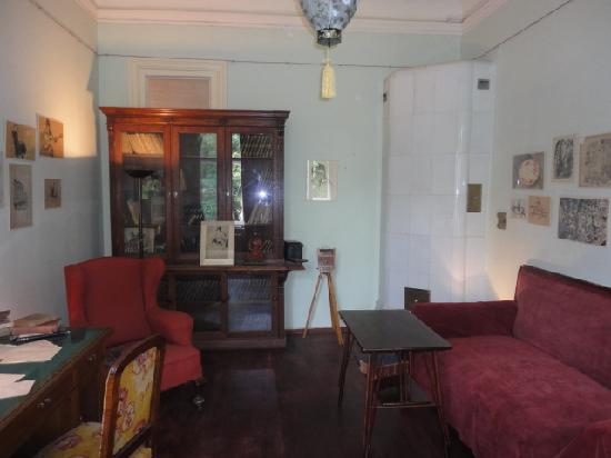 Anna Akhmatova Museum at Fountain House (Fontanny Dom): the apartment