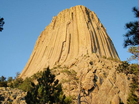 devils tower personals Devils tower, proclaimed america's first national monument by president  theodore roosevelt in 1906, rises 1267 feet above the belle fourche.