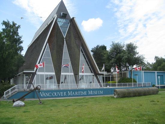 Vancouver Maritime Museum: Vancouver Martime Museum