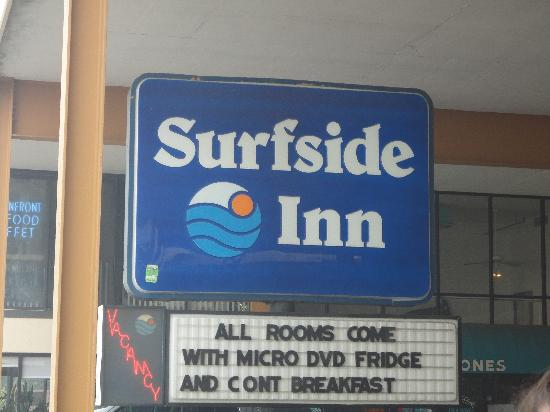Four Points by Sheraton Virginia Beach Oceanfront: hotel sign