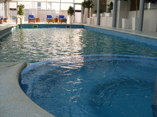 Sheraton Mendoza Hotel: Piscina en el segundo piso.