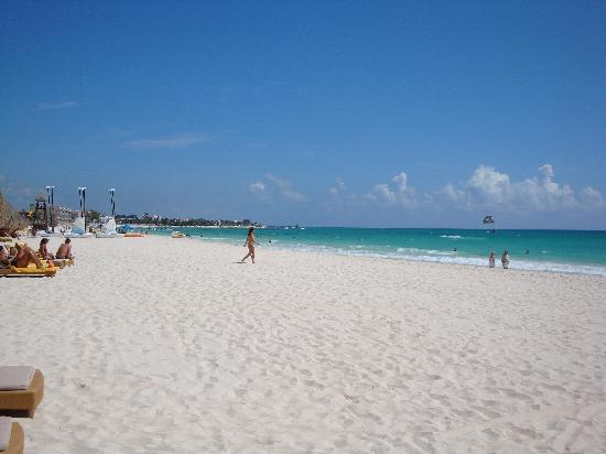 Iberostar Grand Paraiso: playa extensa II