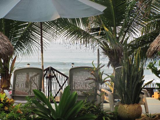Hotel Los Suenos: Beach front