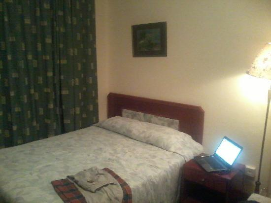 Jubilee Hotel: Bedroom
