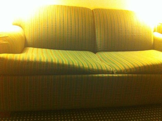 Residence Inn by Marriott Boston Woburn: this is not comfortable