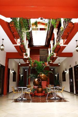 Hotel Real Camino Lenca: lobby