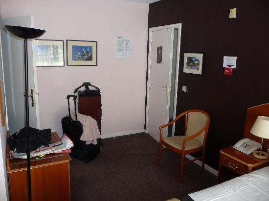 Hotel Agenda Louise: Bedroom