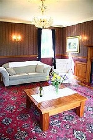 Charlemagne Lodge Bed & Breakfast: Lounge