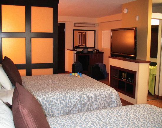Hyatt Place Sarasota / Bradenton Airport: chambre double