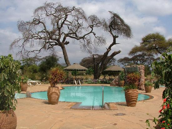 Sentrim Amboseli: piscina