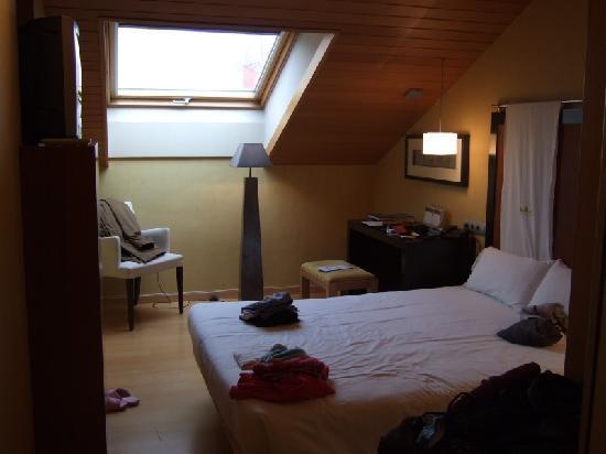 vistas desde la habitaci n fotograf a de hotel fruela On hoteles precio por habitacion