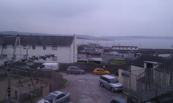 The Pier Hotel, Porthcawl : View