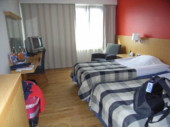 Original Sokos Hotel Presidentti: room