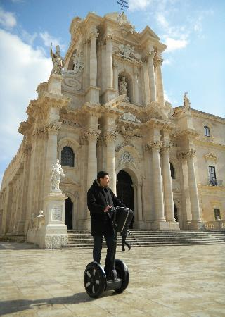 CSTRents - Siracusa Segway PT Authorized Tour: Siracusa Segway PT Tour authorized by CSTRents - Ortigia