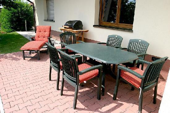 Bella Cottage - Chalupa Bella: Outside garden furniture