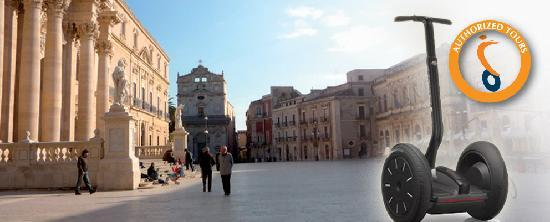 CSTRents - Siracusa Segway PT Authorized Tour: Siracusa Segway PT Tour authorized by CSTRents