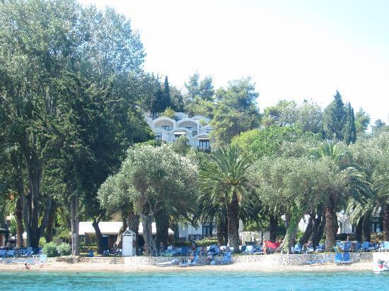 Daphnila Bay Thalasso: la plage