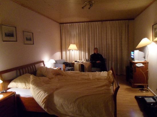 Goslar, Deutschland: Room with river view
