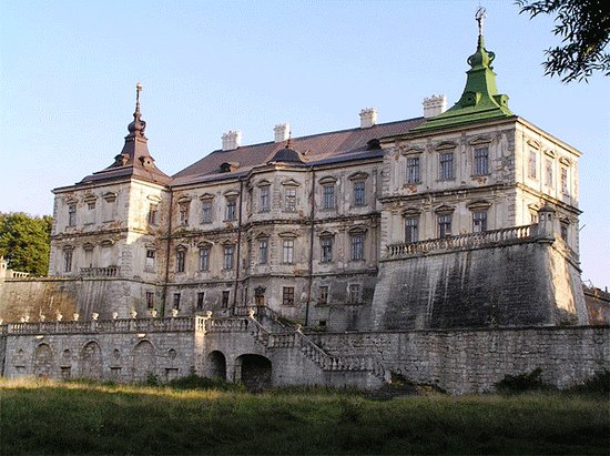 Lviv Castles Cycling Tour