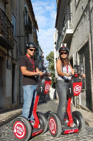 Red Tour Lisbon - Buggy and Segway Tours: Alfama Segway Guided Tour 1