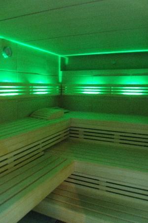Hotel Muller : un des sauna
