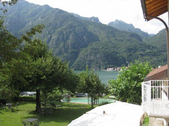 Hotel Antico Crotto: vue de la chambre