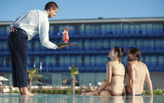 Falkensteiner Hotel & Spa Iadera: Pool2 - Hotel & Spa Iadera