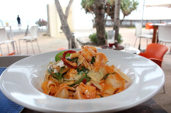 Saltwater at Kings: SALLY'S FAMOUS PASTA MARINARA