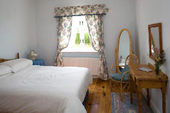 Croan Cottages: bedroom