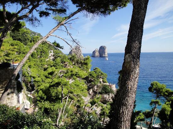 Cinquestelle B&B: Capri