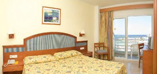 S'illot, Spania: Double room