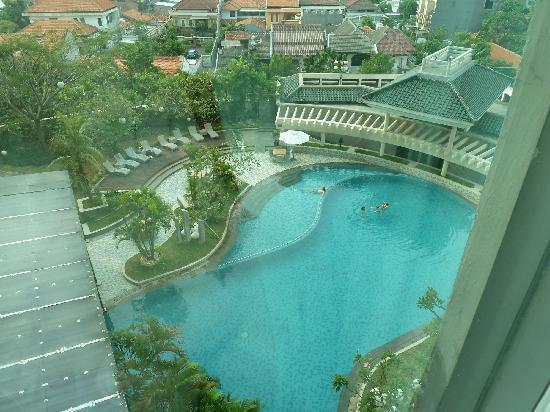 Hotel Santika Premiere Slipi: Schöner Pool