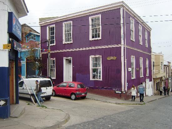 Hotel Casa Thomas Somerscales : Dans le quartier