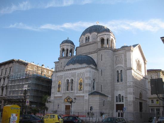 Триесте, Италия: Chiesa S.Spiridione