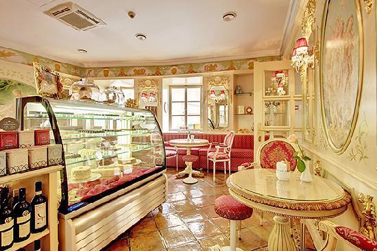 Alchymist Grand Hotel & Spa: Café Barocco Veneziano